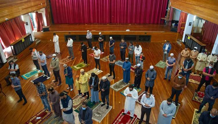 Moray's Muslim community marks Eid al-Adha at Elgin Town Hall
