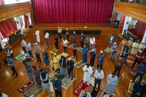 Elgin Town Hall Prayers
